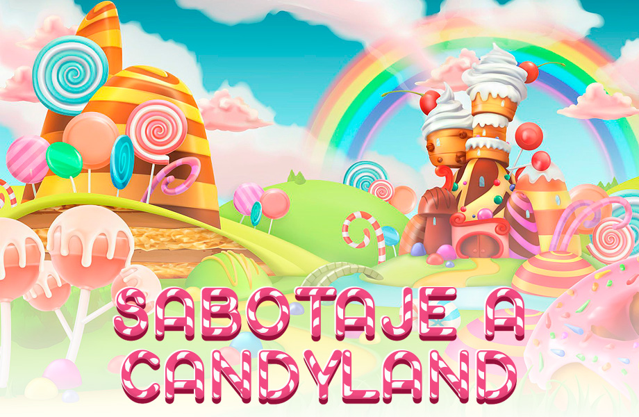 Sabotaje a Candyland - Escape Room